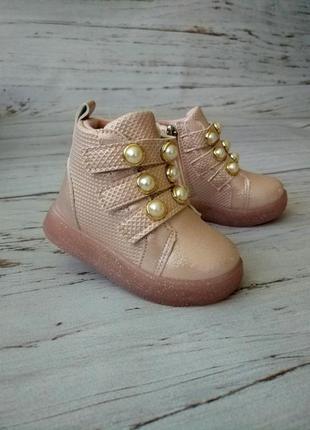 Ботинки для девочек bbt