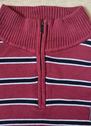 Мужской джемпер свитер Lerros, размер ХXL в полоску