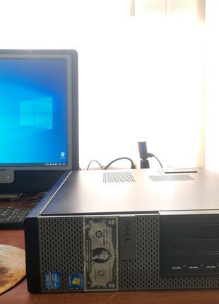 Мощный системник Dell Optiplex 990, Core i7, 4GB\500GB HDD, GT630