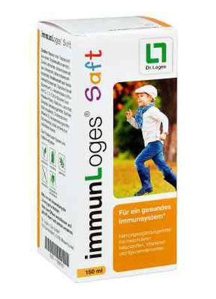 Immun Loges сироп 150мл
