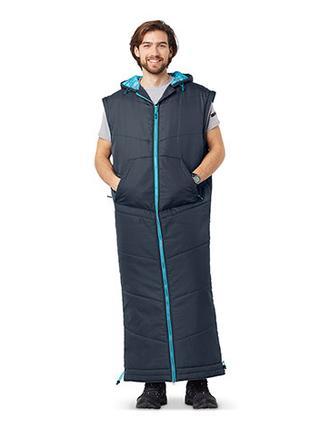 Теплый спальный мешок - пальто ТСМ Чибо. М