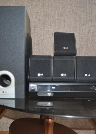 Домашний кинотеатр dvd ресивер модель: LH-T2020X