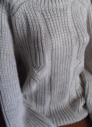 Вязаный теплый свитер, ASOS