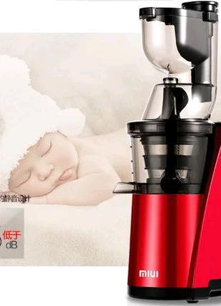 Соковыжималка шнековая Xiaomi MIUI