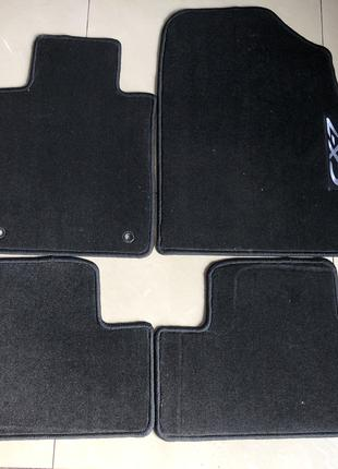 Оригинальные коврики Mazda CX-7