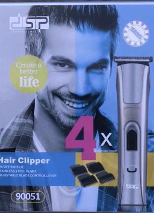 Машинка для стрижки волос, триммер для бороды