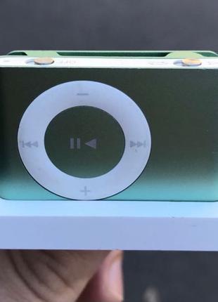 Mp3 плеер iPod Shuffle 2gen 1gb, айпод шафл A1204