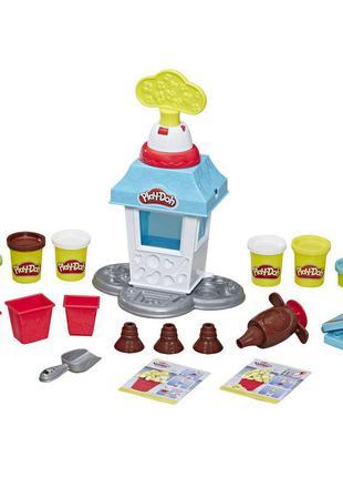 Ігровий набір Play-Doh Kitchen Creations Попкорн-вечірка (35437)
