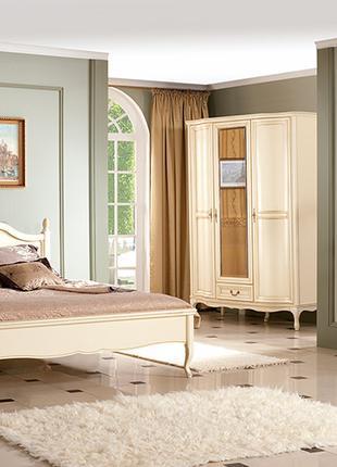 Деревянная кровать с ночными тумбочками польской фабрики Taranko!