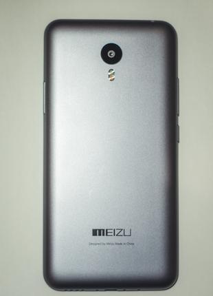 Meizu M2 Note 16gb Gray (офіційна українськая версія)