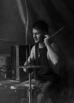 Приглашаю на уроки игры на барабанах детей и взрослых, с любым...