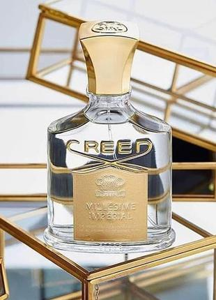 Creed imperial millesime парфюмированная вода, тестер, 120 мл
