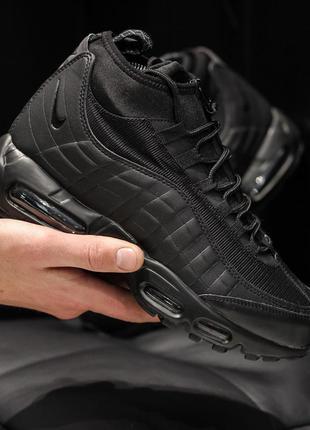 Кросівки nike air max 95 sneakerboot  кроссовки