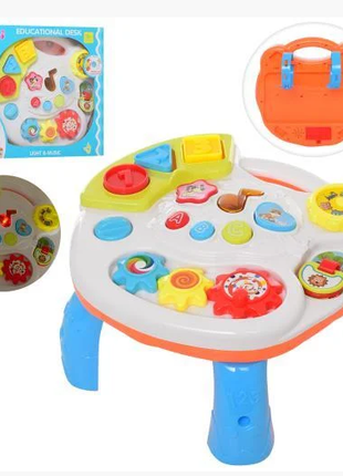 детский игровой  ЦЕНТР-СТОЛИК М 3901