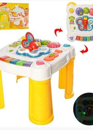 детский игровой  ЦЕНТР-СТОЛИК М 5601