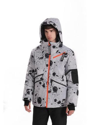 Лыжная термо куртка мужская м л хл 2хл