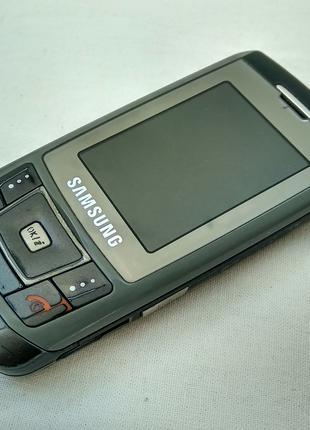 Телефон Samsung D900 слайдер