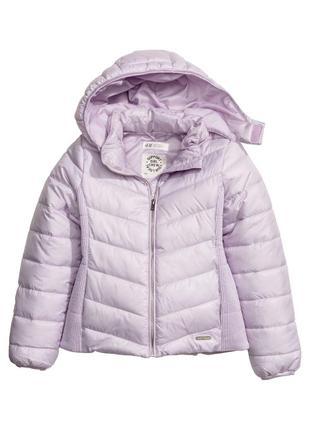 Куртка утепленная h&m для девочки 170 см/14лет+
