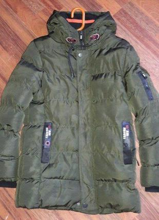 Зимняя куртка grace венгрия
