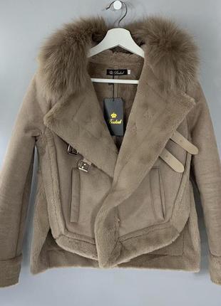 Дубленка зимняя, куртка зимняя, дубленка, куртка