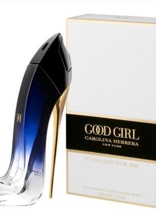 Carolina herrera good girl eau de parfum legere 50ml парфюмиро...