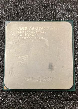 Процессор AMD Fusion A8 3800 FM1 Socket 2.4 ГГц