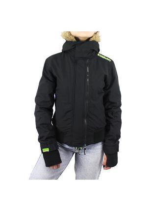 Куртка на флисе с мехом оригинал