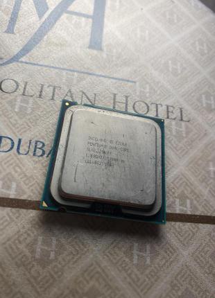 Процессор Intel Pentium Dual-Core E2160 1.8 Ghz s775