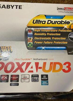 Материнская плата Gigabyte GA- 990 XA-UD3 AMD AM3+