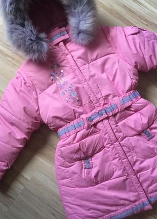 Зимнее пальто kiko оригинал