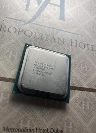 Процессор Intel Pentium Dual-Core E2180 2.6Ghz s775