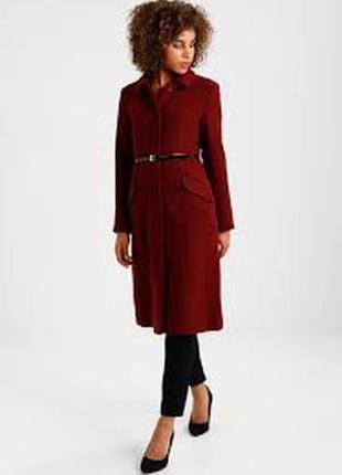Классическое красное пальто mint & berry