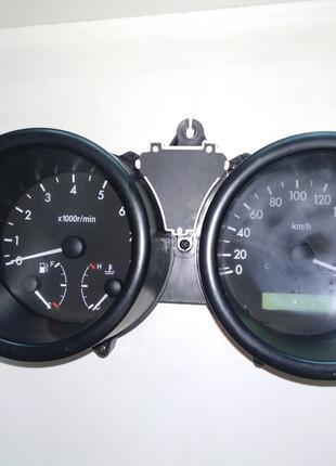 Панель щиток приборов приборка Шевроле Авео Т200