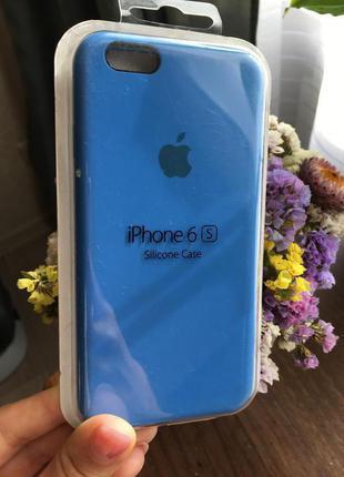 Чохол силіконовий для iPhone 6/6s