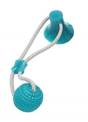 Игрушка для собак Игрушка на присоске Мяч на веревке Канат
