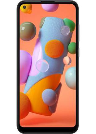 Мобильный телефон Samsung SM-A115F (Galaxy A11 232GB) Black