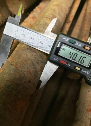 Метал. Кругляк 40мм