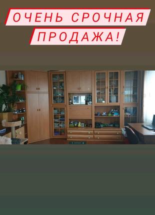Стенка в гостинную, мебель, стенка Борис