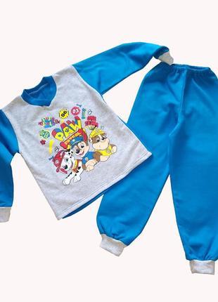 Пижамы детские щенячий патруль