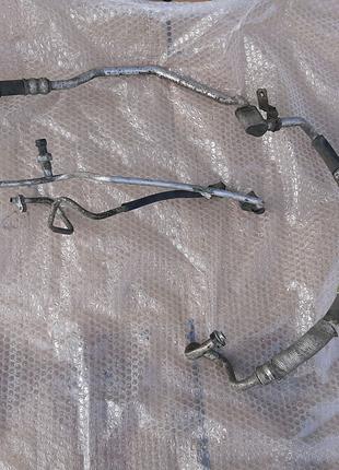Трубка кондиционера шевроле авео т200 ,96621361GM