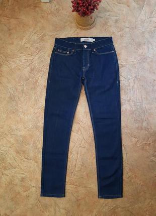 Мужские зауженные джинсы скинни от topman