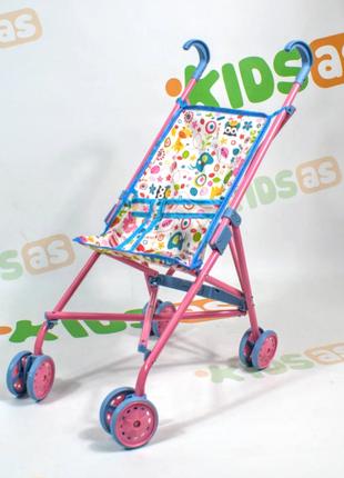 Коляска для кукол детская 9302 W