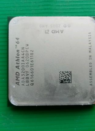 Процессор AMD Athlon 64 3200+ 2,1GHz