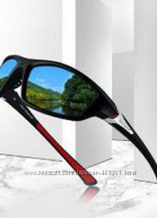 Поляризационные очки, солнцезащитные, рыбалка, авто, велоспорт