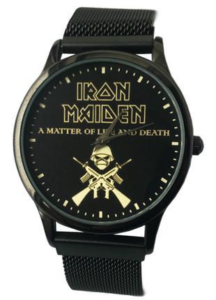 Часы мужские наручные группа Айрон Мэйден, Iron Maiden