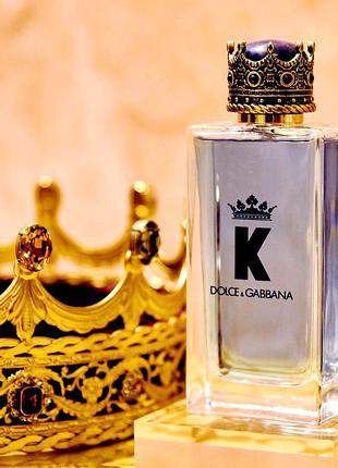 Dolce & Gabbana K_Оригинал EDT_5 мл затест_Распив