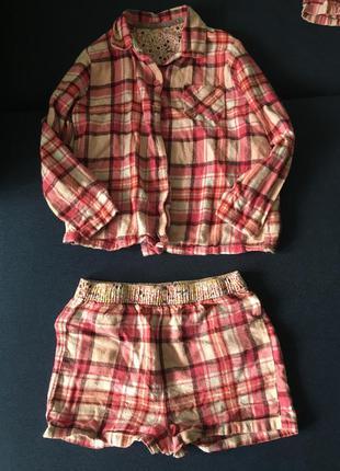 Пижамы george для девочек 7-8 лет