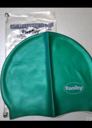 Шапочка для плавання fashy