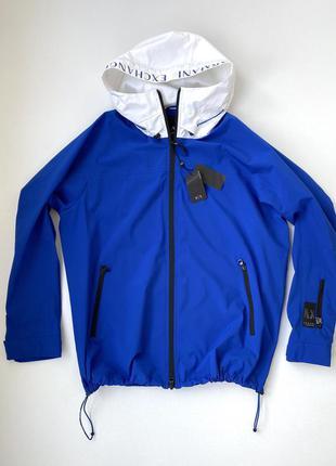 Куртка, ветровка мужская armani exchange  армани оригинал