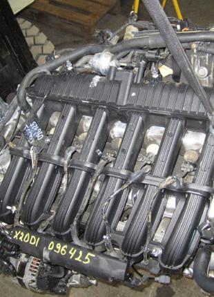 Двигатель Chevrolet Epica 2.0 бензин x20d1